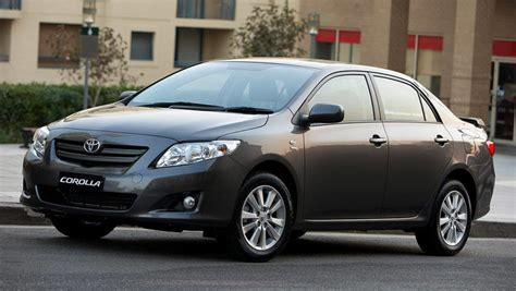 Used Toyota Corolla Review