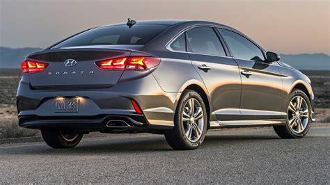 2018 Hyundai Sonata  Interior Exterior And Drive Youtube