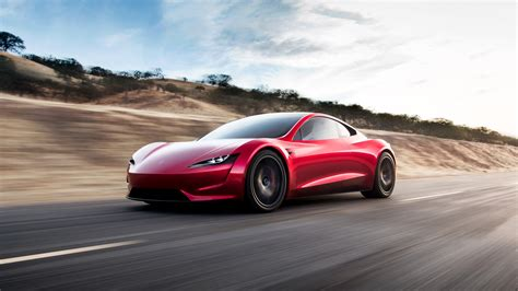 2020 Tesla Roadster Wallpaper