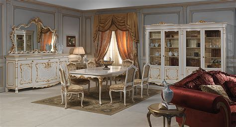 chaise style louis xv venice dining table in louis xv style vimercati