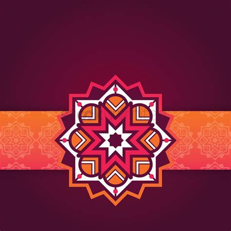 Islamic background design Vector Image - 1990060 ...