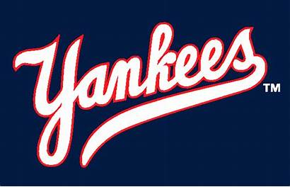 Yankees Yankee York Colors Stadium Logos Sports