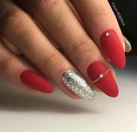 Дизайн матовых ногтей2020 на 30 фото как сделать черный красный и бордовый маникюр