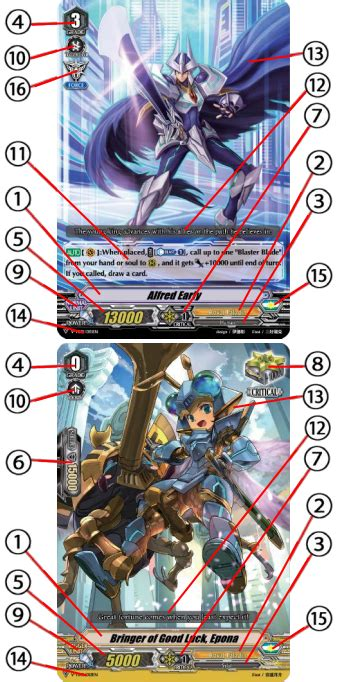 Standard Fight Rules  Cardfight!! Vanguard Wiki  Fandom Powered By Wikia