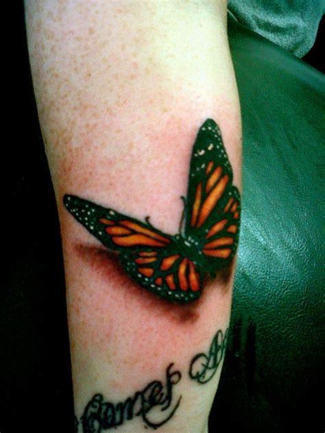 butterfly tattoos  leg tattoomagz tattoo