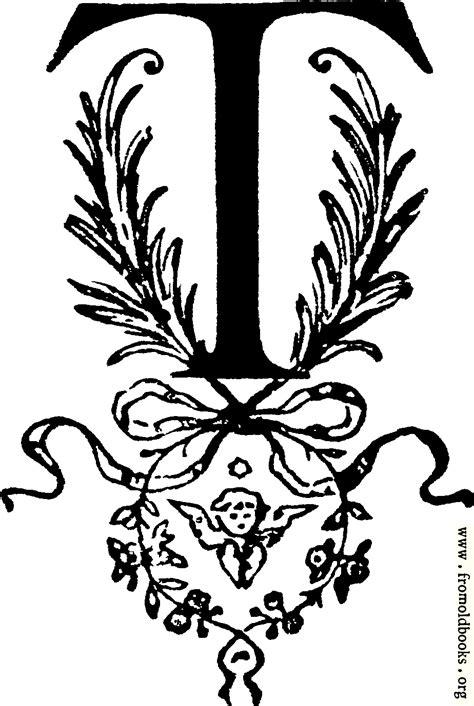decorative initial letter