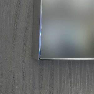 miroir lumineux led salle de bain anti buee 80x60cm With miroir led anti buée