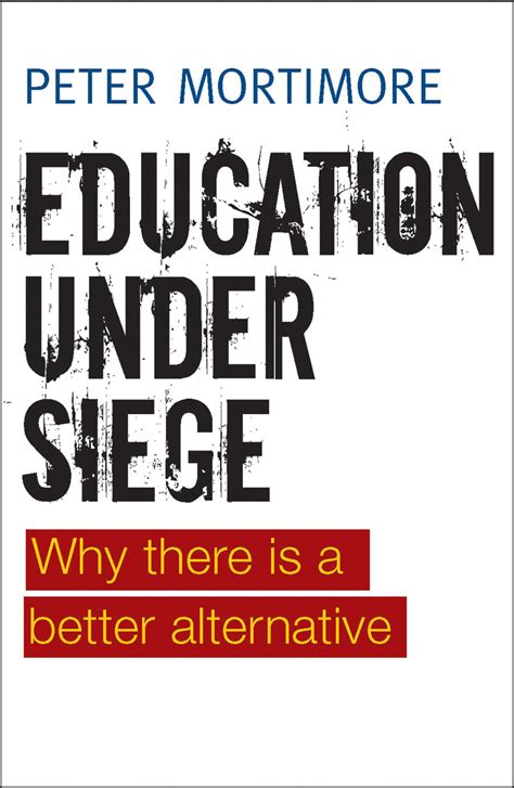 book review education siege why there is a better