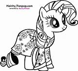 Rarity Pony Coloring Pages Mlp Unicorn Dresses Colouring Printable Equestria Spike Sheets Friendship Magic Fancy Getcolorings Flower Ponies Fun Twilight sketch template
