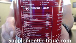 Gym Junkies Pre Workout Ignite Review
