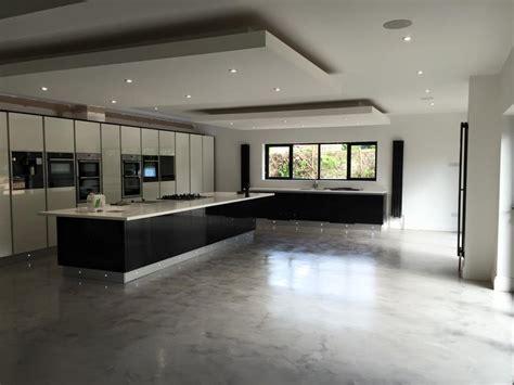 poured concrete kitchen floor polished concrete cost per m2 polished concrete floor 4380