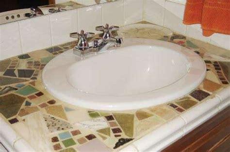 mosaic countertop top 10 mosaic ideas to freshen up your bathroom mozaico