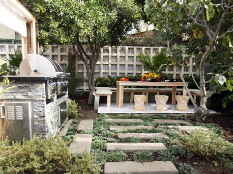 Simple Outdoor Kitchen Ideas Pictures & Tips From Hgtv Hgtv