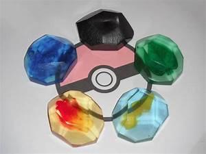Pokemon Evolution Stones New Version