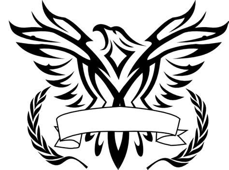 eagle mascot logo vector art  vectors clipart