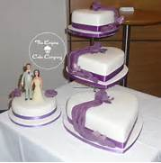 Heart Shaped Wedding Cakes Pictures by Empirecakecompany 3 Tier Heart Shaped Wedding Cake