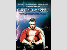 Filme AS AVENTURAS DO CAPITAO MARVEL Livraria Cultura