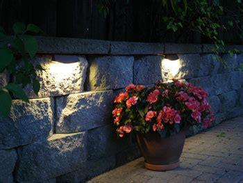 bigmax led retaining wall light brickstop