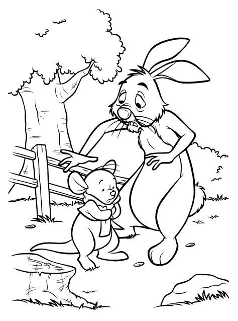 Coloring Page Winnie The Pooh Coloring Pages 16
