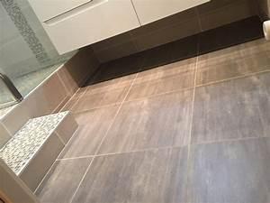 modele de salle de bain avec jacuzzi With carrelage marron salle de bain