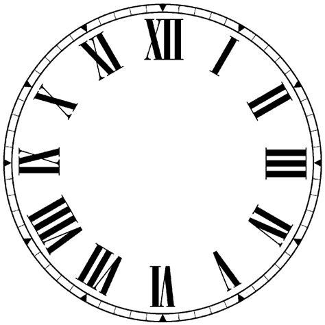 clock face template cyberuse