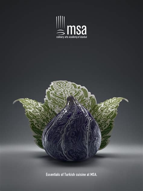 msa cuisine msa culinary arts academy of istanbul fig ads of the