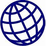 Globe Icon Svg Icons Transparent International Commons