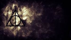 Deathly Hallows Symbol Wallpaper (56+ images)