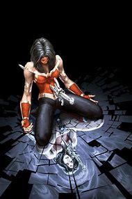 Alex Garner Wonder Woman