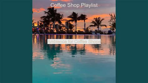 Enjoy this cozy fall coffee shop ambience with relaxing jazz music and rain sounds for studying, relaxation, and sleep. Ambience for Coffee Shops - YouTube
