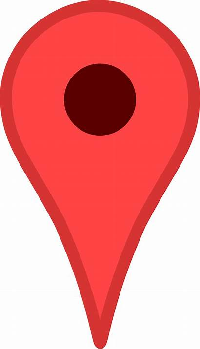 Map Clipart Vector Pins Svg Sign 1367