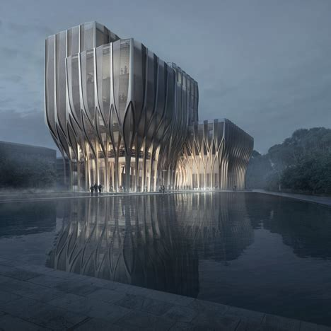 Zaha Hadid's Latest Work Is A Beautiful Genocide Research