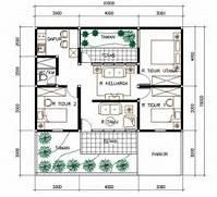 Image Gallery Sketsa Rumah Desain Model Denah Dan Tampak Rumah Minimalis 2 Lantai Di Design Rumah HomeDesignPictures 10 Gambar Contoh Denah Rumah Minimalis Modern Desain