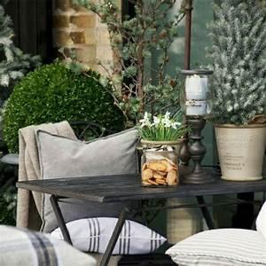 Plantes D Hiver Extérieur Balcon : d co terrasse hiver ~ Nature-et-papiers.com Idées de Décoration