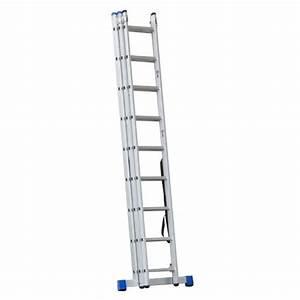 Leiter 3 Stufen : g21 leiter 3 teilig 3x9 stufen 6390384 ~ Markanthonyermac.com Haus und Dekorationen
