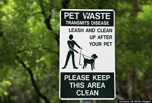 condo association hoa community discussions new hampshire With pet waste pick up letter