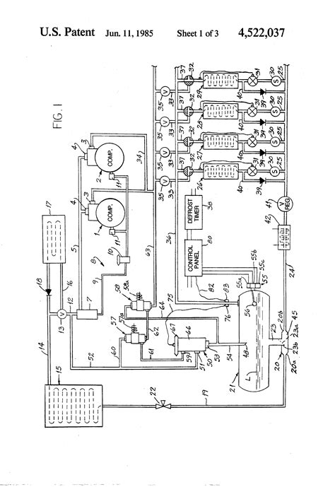Patent Refrigeration System With Surge
