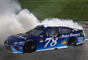2017 Martin Truex Jr #78 Auto-Owners - Kansas Win / Raced ...