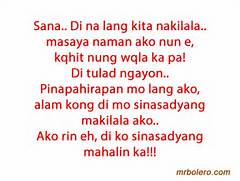 Love Quotes Tagalog   ...