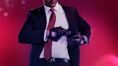 Hitman Edition Pc Standard Gold Silver Wallpapers