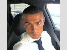 Real Madrid's Cristiano Ronaldo reveals shocking new haircut