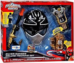 Power Rangers Super Megaforce Silver Ranger Deluxe ...