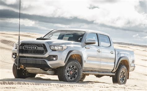 2019 Toyota Usa by 2019 Toyota Tacoma Limited Diesel Usa Toyota Models