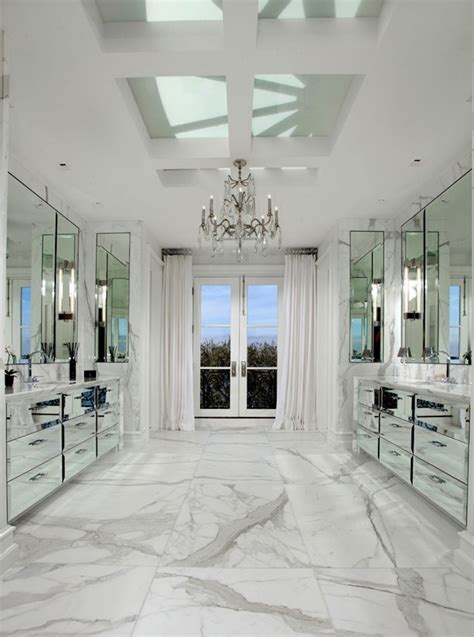 white granite floor 10 sumptuous marble luxury bathrooms that will fascinate you