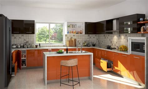 modular kitchen design for small kitchen oranžov 225 kuchyňsk 225 linka proč je st 225 le v kurzu home look 9772