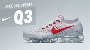 NIKE Inc Reports Fiscal 2017 Third Quarter Results