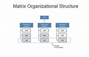 Typical Organizational Chart Of A Construction Company Matrix Organizational Structure Comindwork Weekly 2019