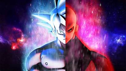 Goku Jiren Wallpapers 4k Ultra 5k Resolutions