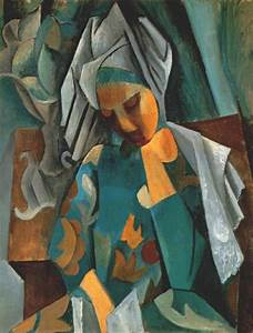 Pablo Picasso Synthetic Cubism