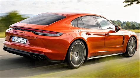 2021 porsche panamera model review with prices, photos, & specs. 2021 Porsche Panamera Turbo S - Sport Sedan of Dreams - YouTube